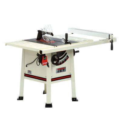 1.75 HP 10 in. Proshop Table Saw with Riving Knife, 115/230-Volt, JPS-10TS