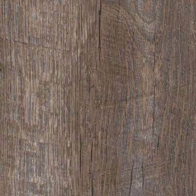 Take Home Sample - Embossed Windsong Oak Vinyl Plank Flooring - 5 in. x 7 in.