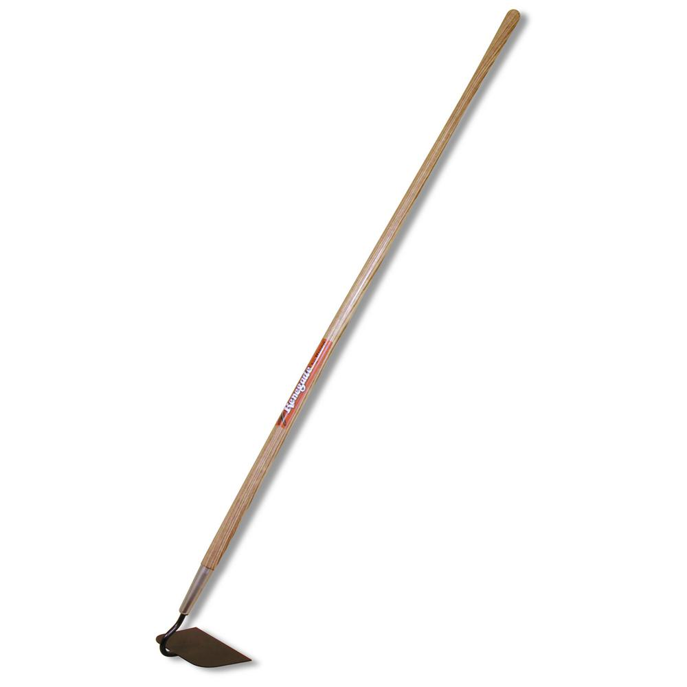 Hisco All Purpose Cotton Hoe With 48 In Ash Wood Handle