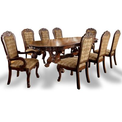Queen Anne Dining Room Sets Kitchen Dining Room Furniture The Home Depot