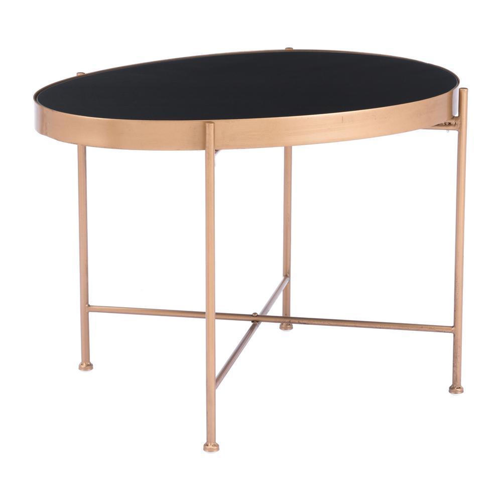 Gotta Black End Table II