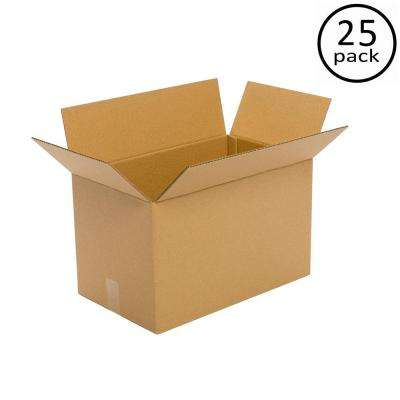 20 in. x 8 in. x 8 in. 25 Moving Box Bundle