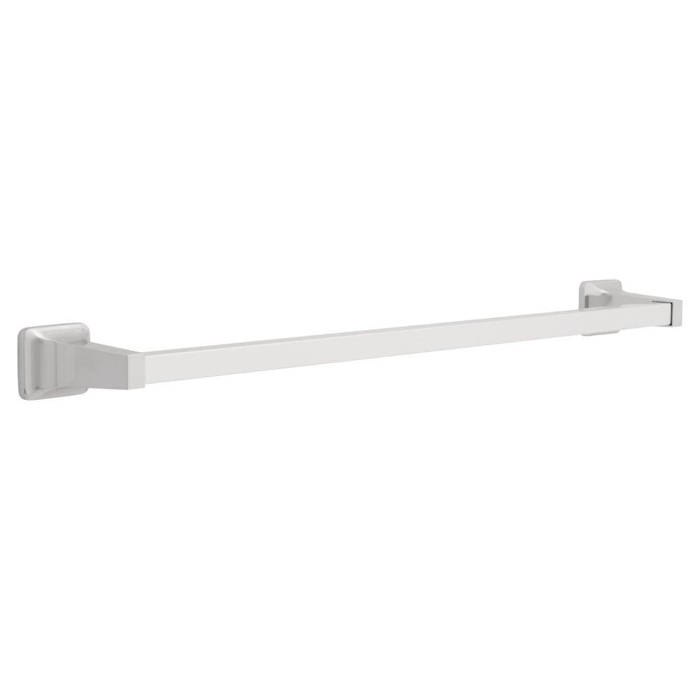 Franklin Brass Futura 24 In Towel Bar In Chrome D2424pc