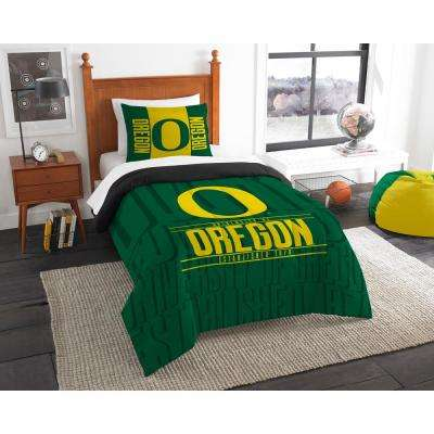Oregon 2-Piece Modern Take Multi Twin Comforter Set