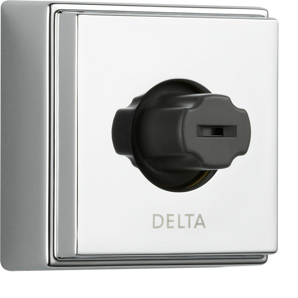 Delta Body Jet in Chrome Featuring H2Okinetic