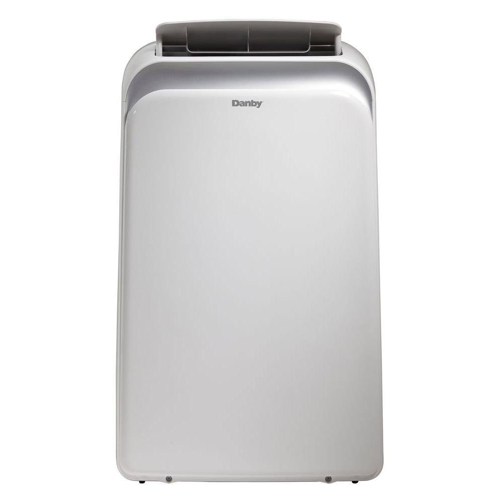 Danby 12,000 BTU Portable Air Conditioner with Dehumidifier and Remote