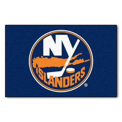 New York Islanders 19 in. x 30 in. Accent Rug