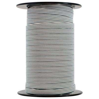 1/2 in. x 200 ft. Rubber Flat Bungee Cord Reel
