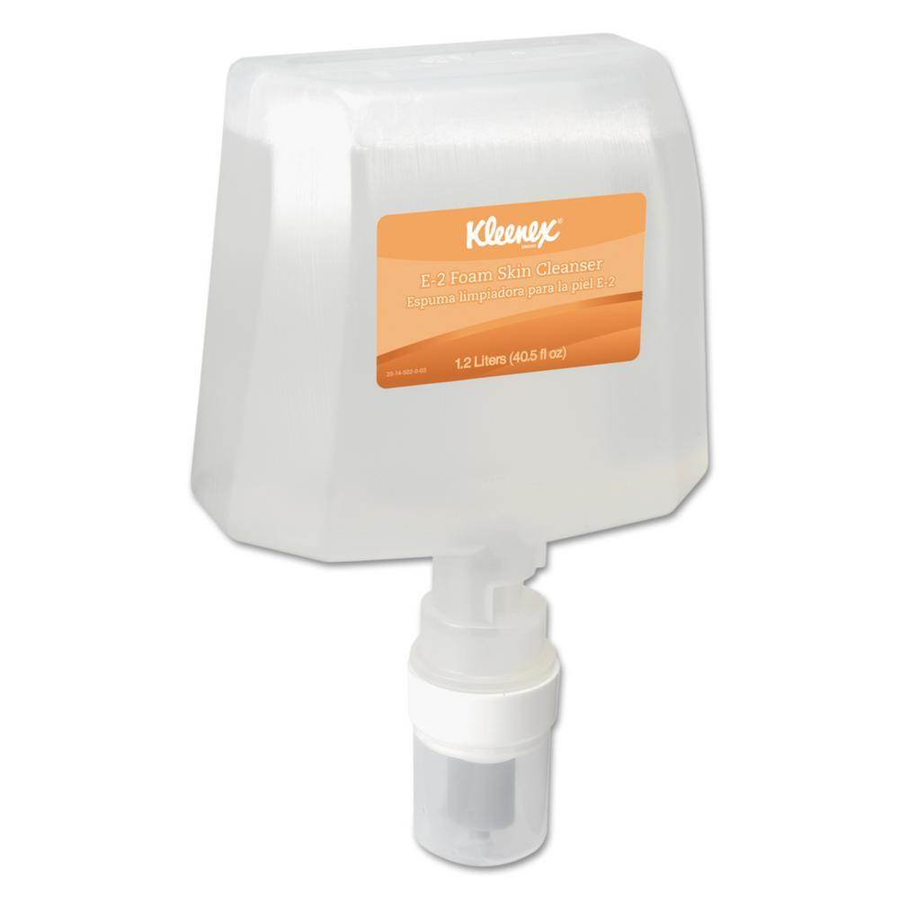 1200mL Refill Medicinal Scent E-2 Foam Skin Cleanser