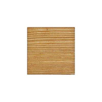 6 in. x 6 in. Sandstone Puritan Pine Endurathane Faux Wood Ceiling Beam Material Sample