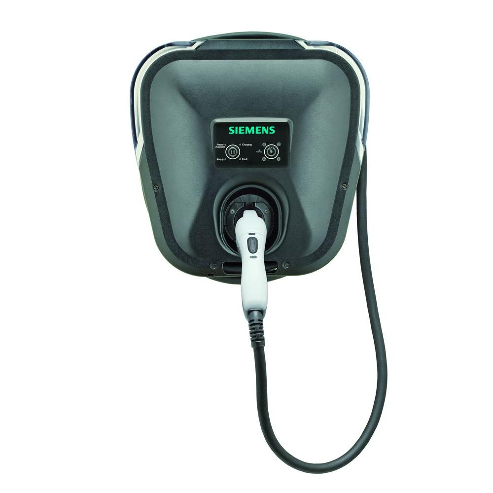 Siemens Versicharge 30 Amp Nema-4 Indoor/Outdoor Electric Vehicle Charger - Rear Fed-DISCONTINUED