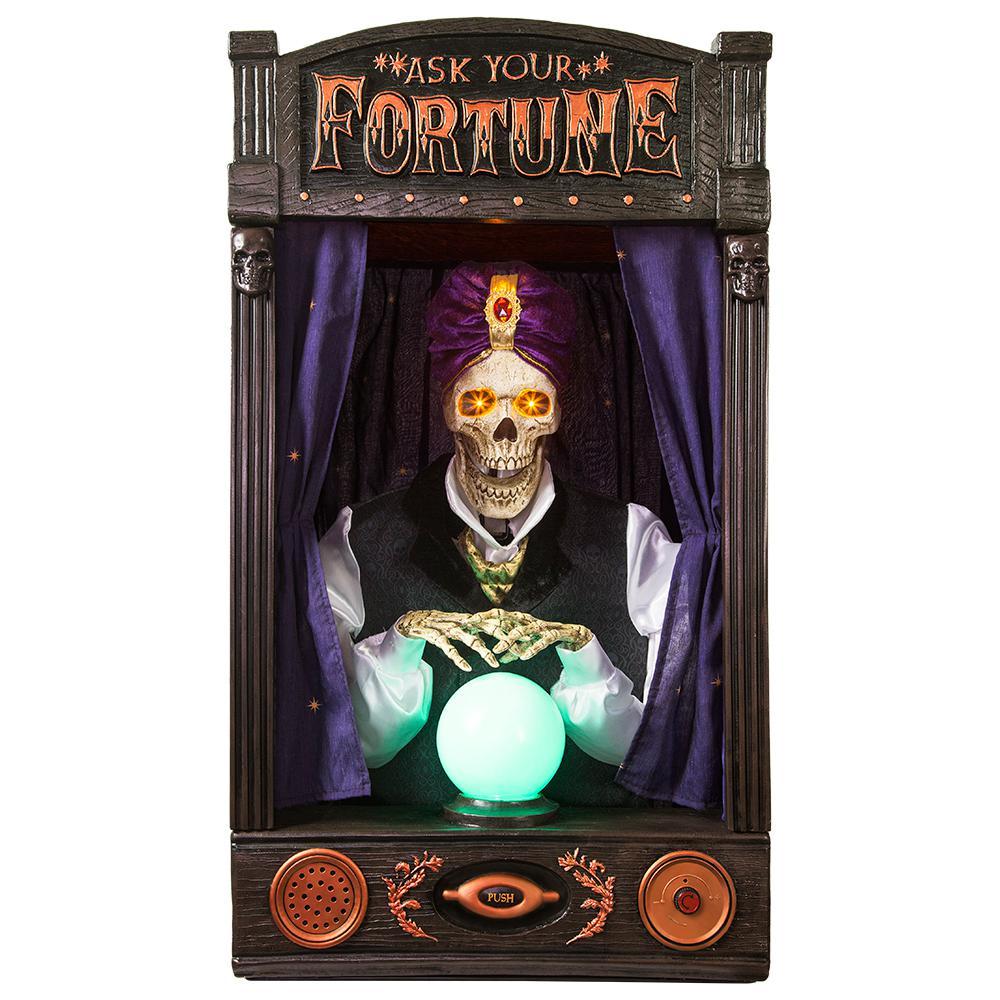 33.5 in. Skeleton Fortune Teller