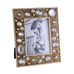 ORE International 10.65 inch Gold Mahla Picture Frame by ORE International