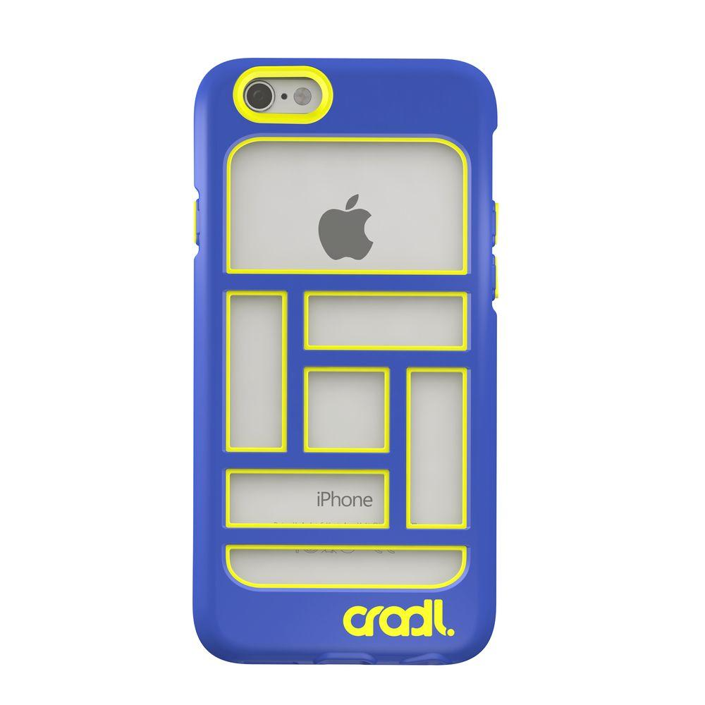 Blocks Iphone Case For 6 6s Blue