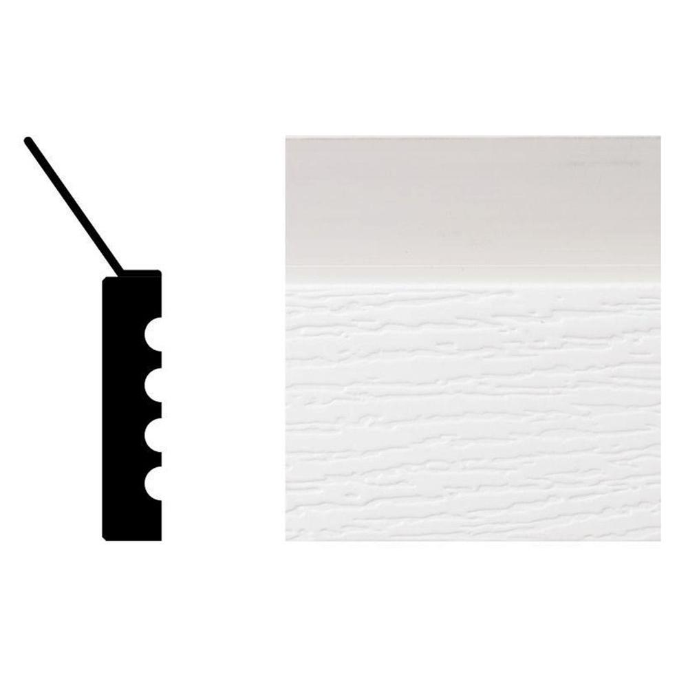 Royal Mouldings 7/16 In. X 2 In. X 192 In. Vinyl