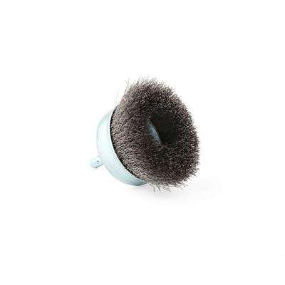 2-1/2 in. Fine Crimped Cup Brush
