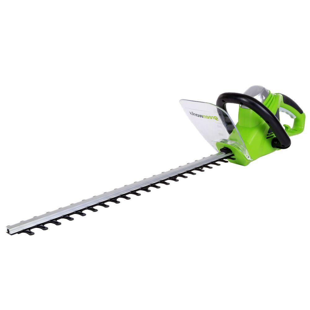 22 in. 4 Amp Electric Hedge Trimmer