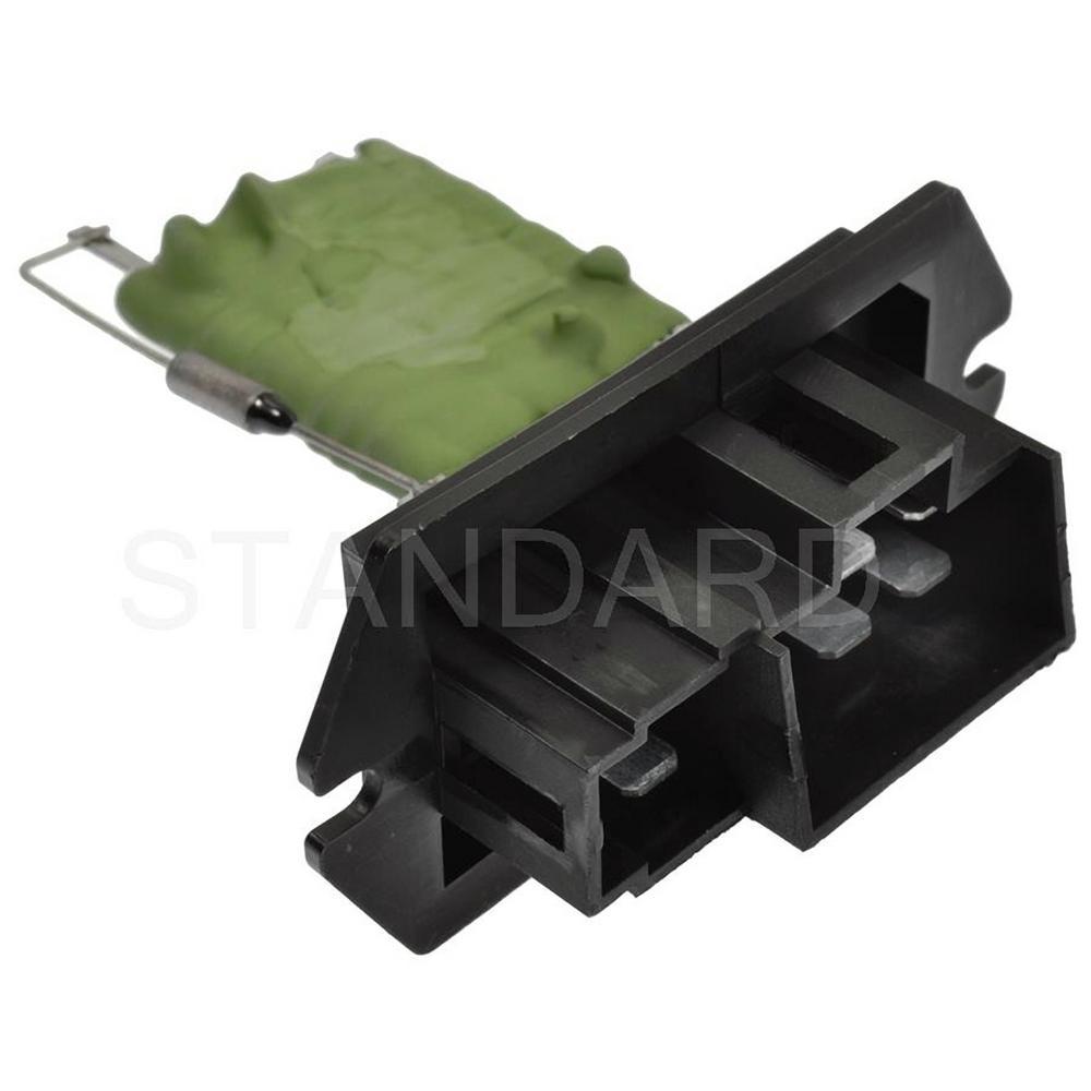 HVAC Blower Motor Resistor - Front