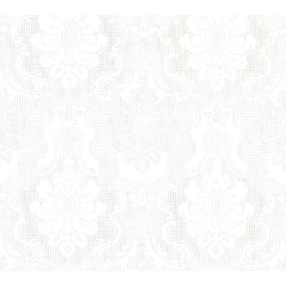 Juliet Off-White Damask Wallpaper