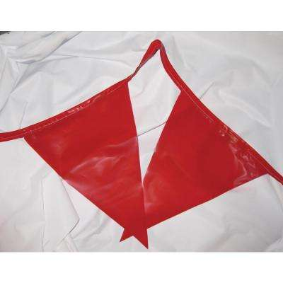 Red Pennant Tape