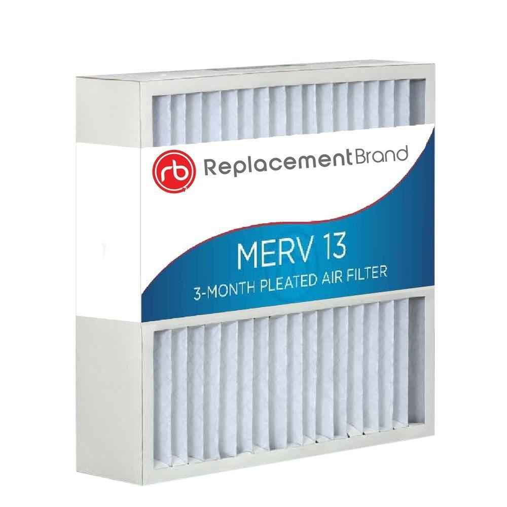 16 in. x 25 in. x 4 in. MERV 13 Air