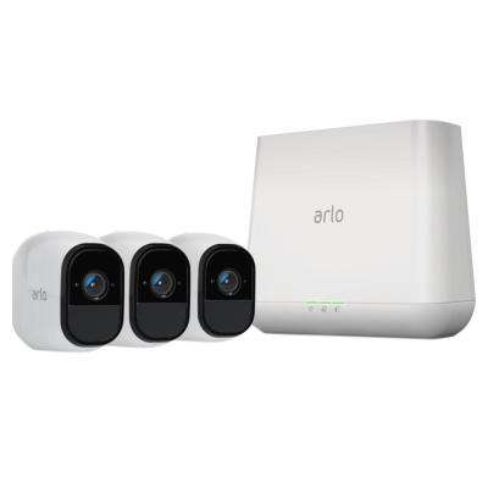 Pro WireFree HD Sec 3-Wireless Standard Surveillance Camera
