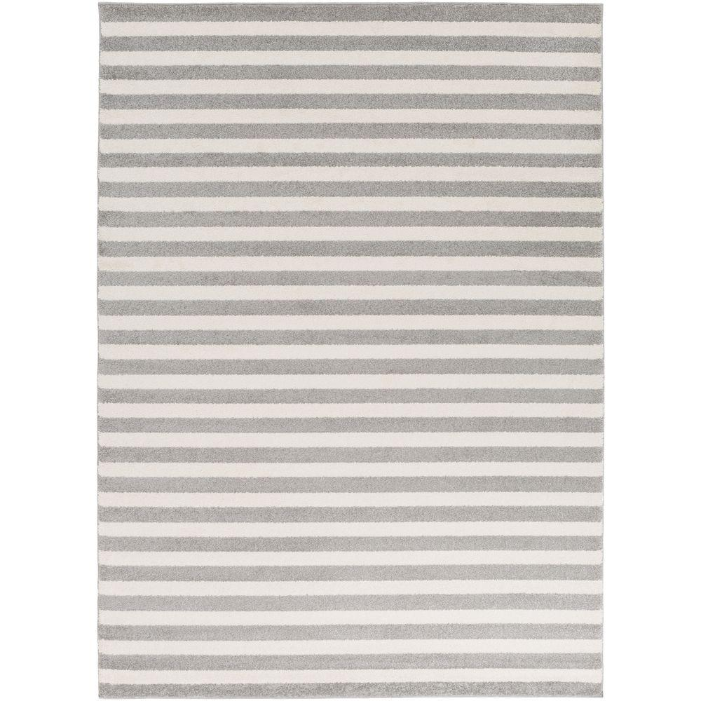 Rosemount Ivory 7 ft. x 10 ft. Indoor Area Rug