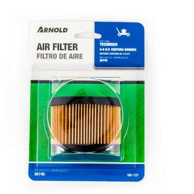 Air Filter for Tecumseh 4-6 HP Centura Engines