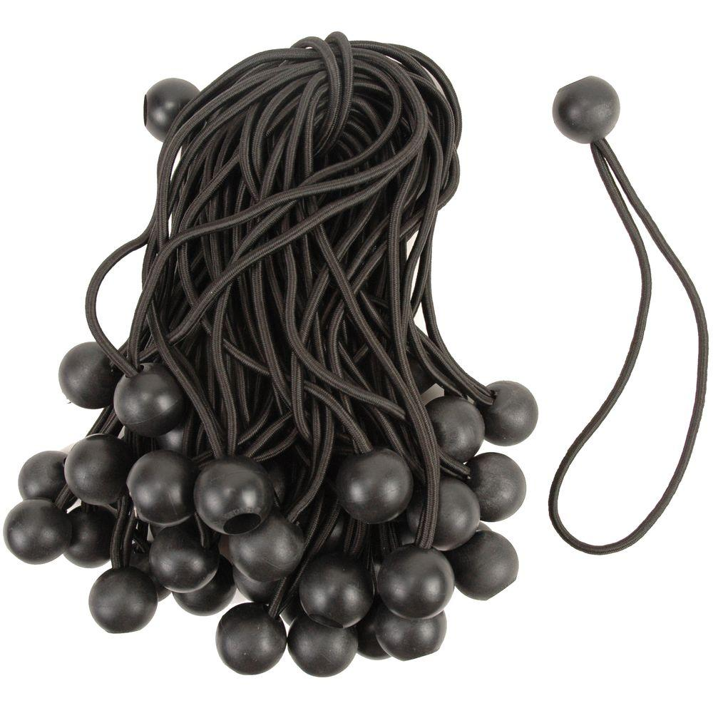Sigman 9 in. Tarp Ball Bungee (25-Pack)