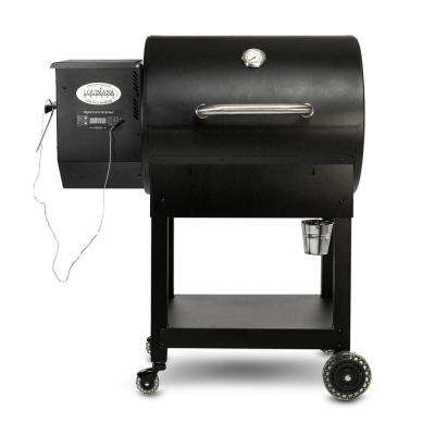 Louisiana Grills LG700 Pellet Grill with Flame Broiler