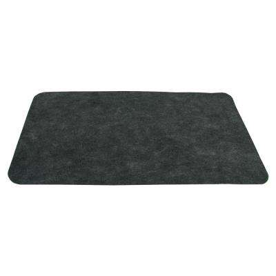 30 in. x 58 in. Maintenance Mat, Charcoal Gray