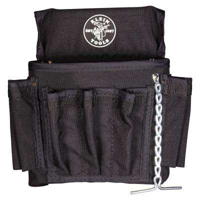 18 Pocket Black Cordura Tool Pouch