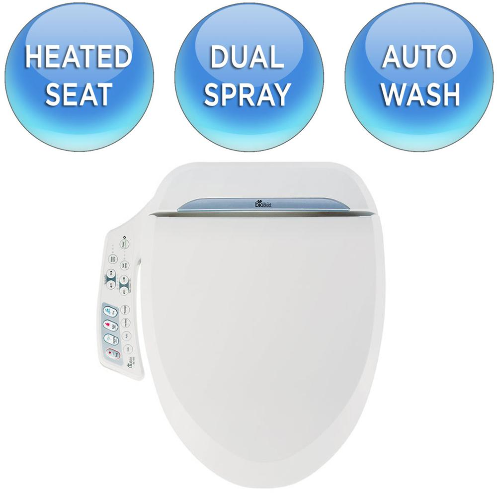 Fine Details About Electric Bidet Toilet Seat Elongated Sprayer Heated Washer Warm Water Remote Theyellowbook Wood Chair Design Ideas Theyellowbookinfo