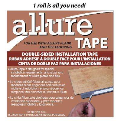 75 ft. 2-Sided Tape for Allure Flooring