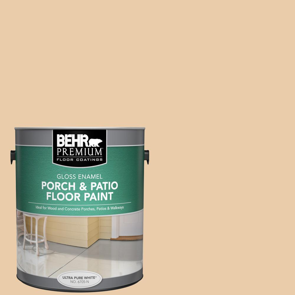 Behr Premium 1 Gal Pfc 21 Grain Gloss Enamel Interior Exterior