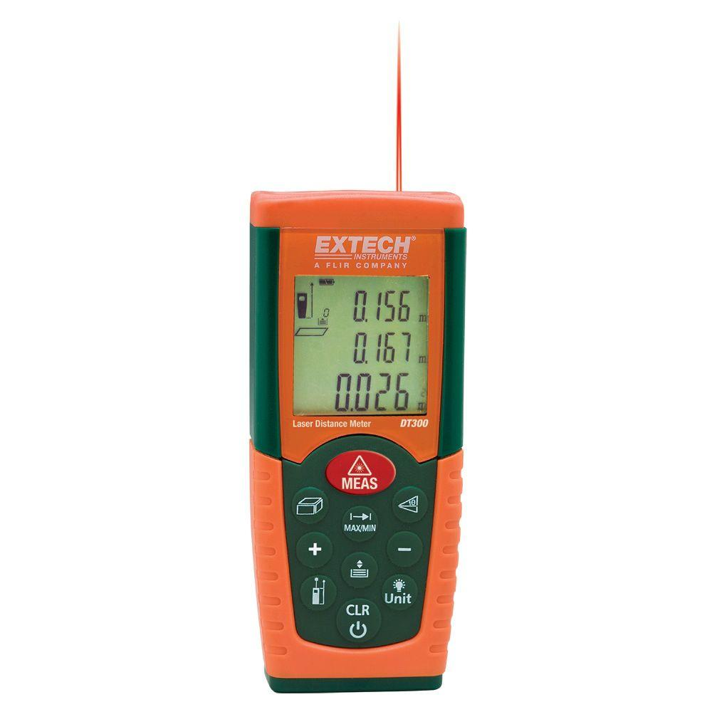 Extech Instruments Laser Distance Meter