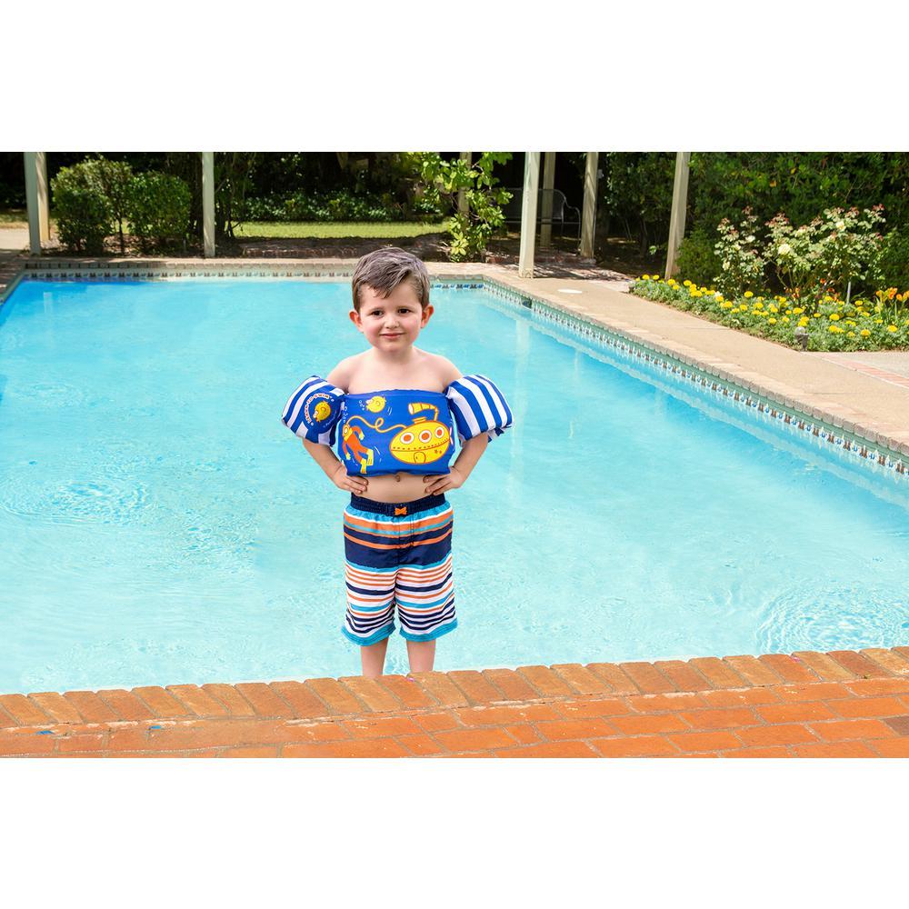 Poolmaster LIL Splashers Swimming Pool Trainer Floats in Blue-50560 ...