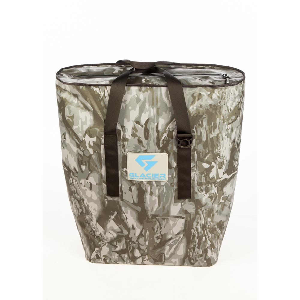 3f9f987c28a9 Glacier Coolers IceBag 94 Qt. Waterproof Game/Fish Bag Soft-Side Cooler
