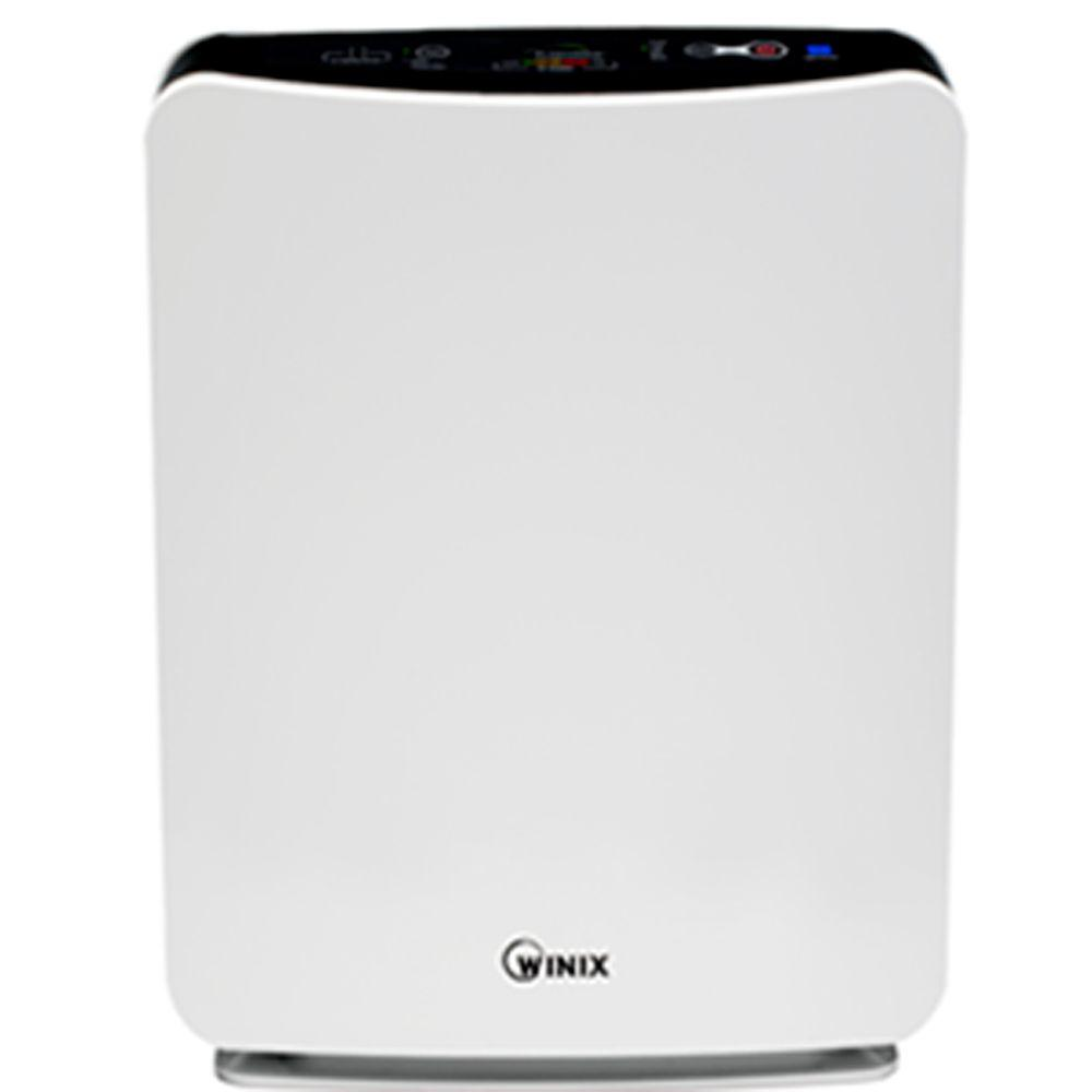 FresHome Model P150 True HEPA Air Cleaner with PlasmaWave Technology