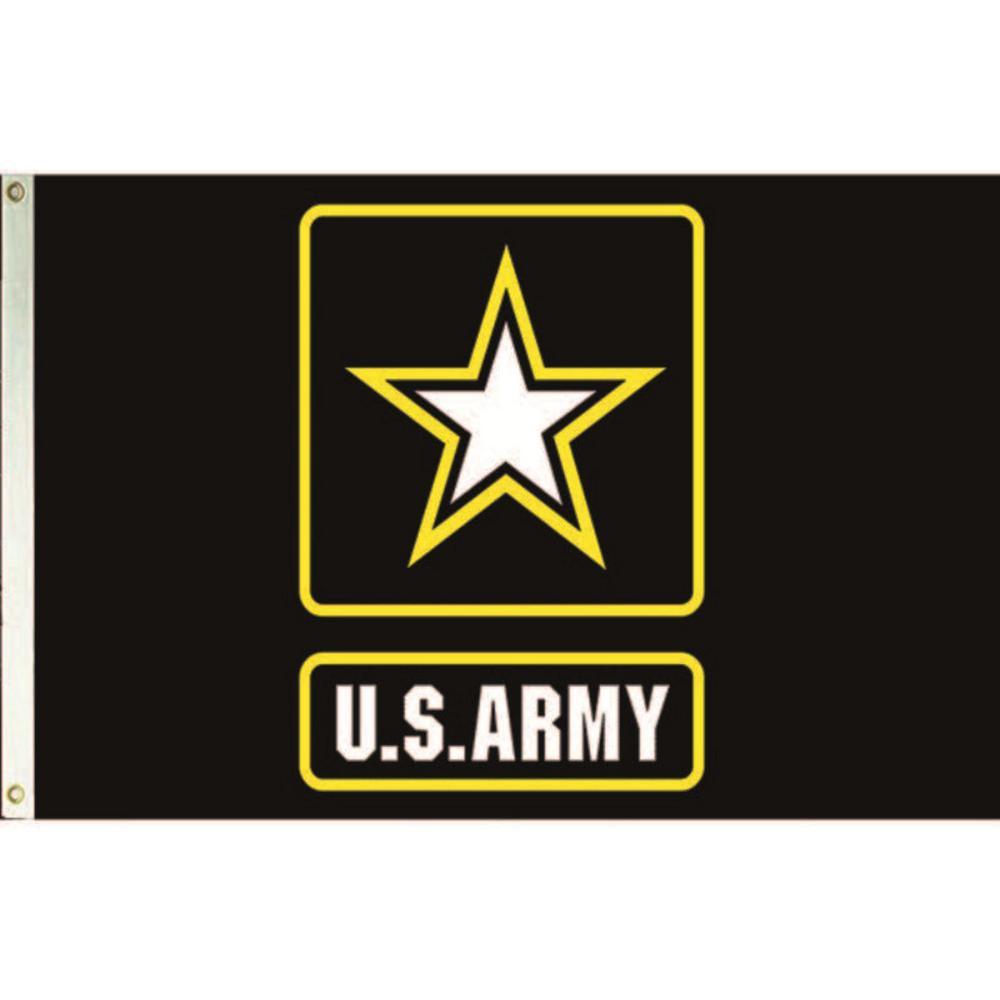 Army Star Photo Frame Magnet U.S