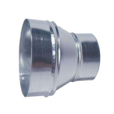 4 in. to 3 in. 26-Gauge Round Reducer