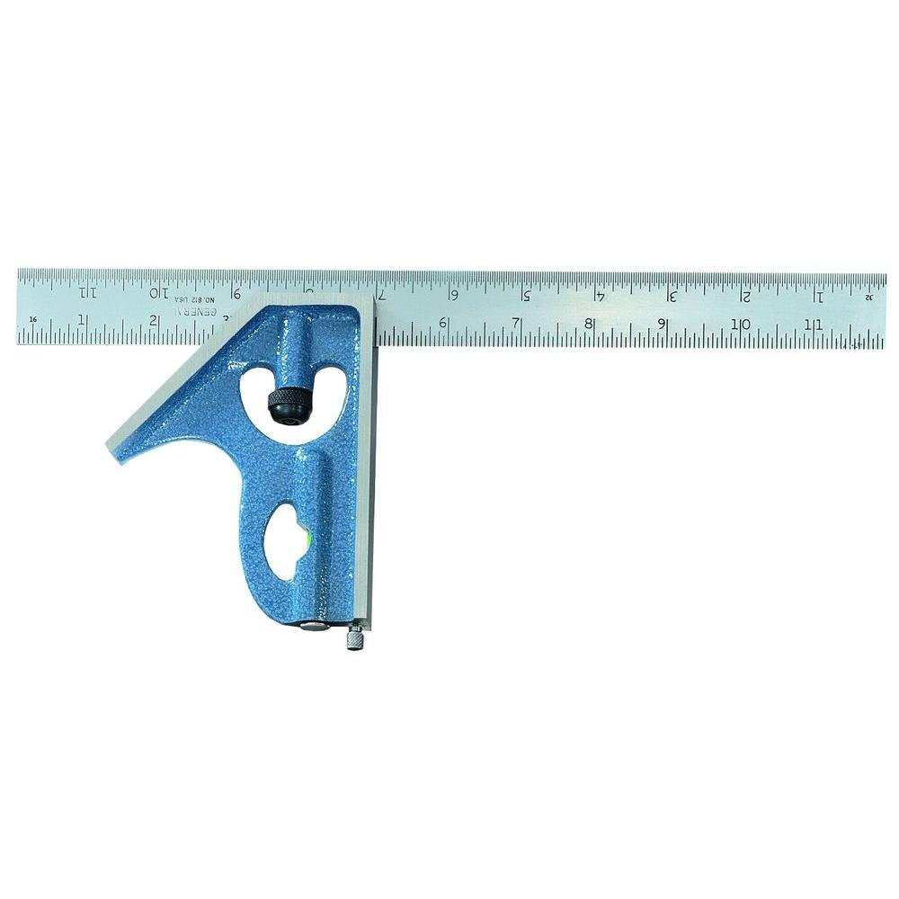 General Tools Professional Carpenters Combo Square