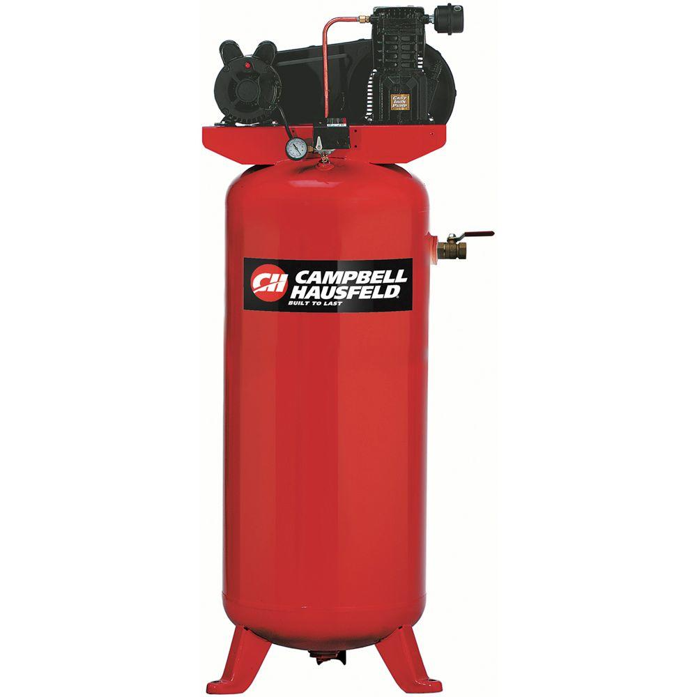 Campbell Hausfeld 60-Gal. Electric Air Compressor (Reconditioned)-DISCONTINUED