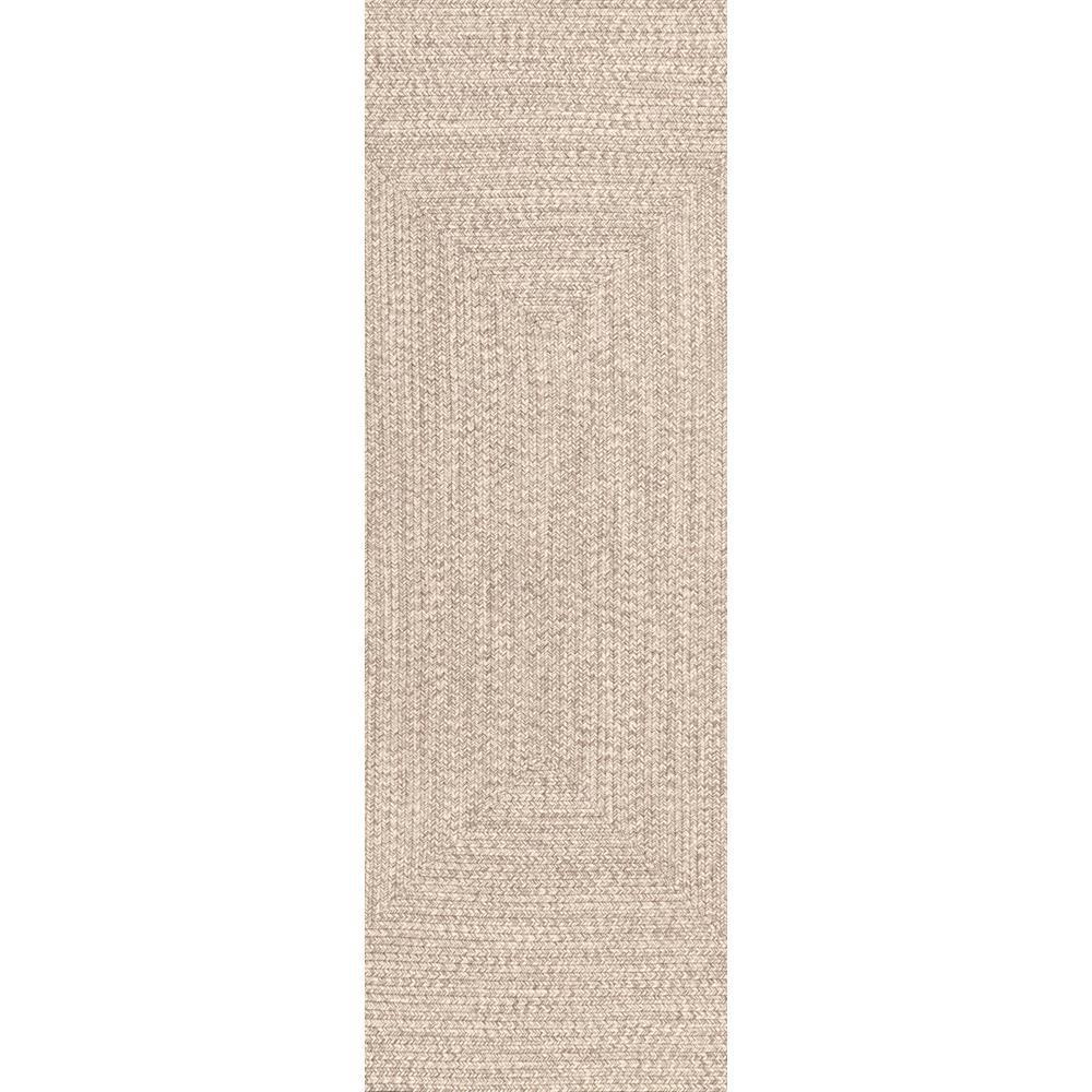 Lefebvre Tan 2 ft. 6 in. x 10 ft. Runner Rug