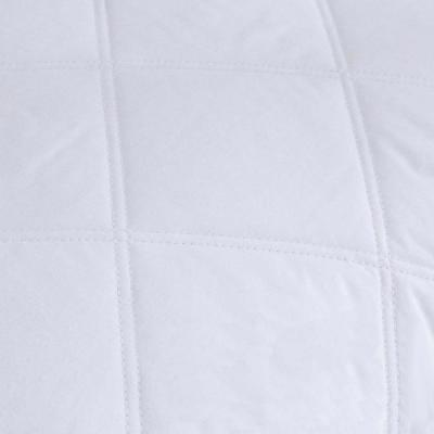 Quilted Goose Feather and Down Pillow in King (Set of 2)