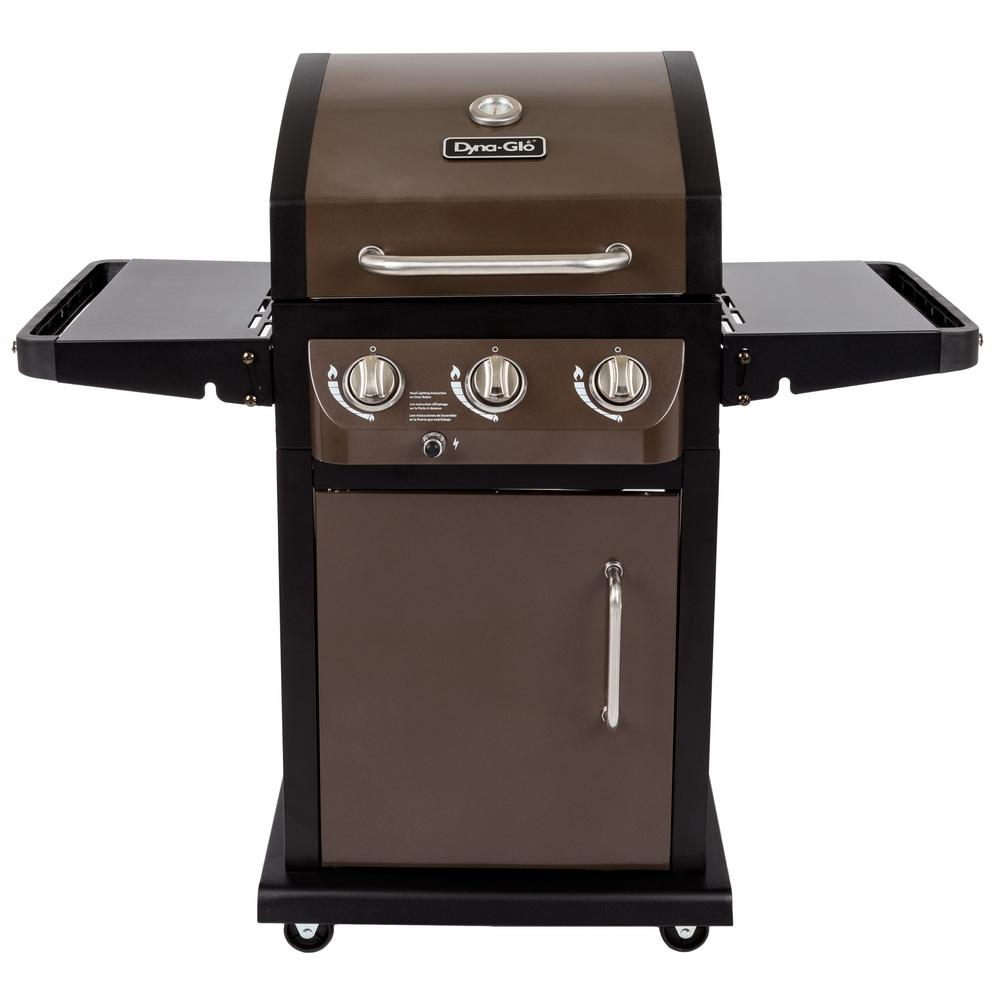 Smart E Living 3 Burner Propane Gas Grill