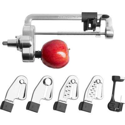 Spiralizer (Peel, Core and Slice) Attachment for Stand Mixers