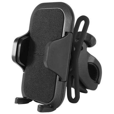 Bicycle Phone Mount with 3-Different Color Silicon Straps for an Extra Secure Grip