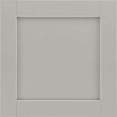 San Mateo 12 7/8 x 13 in. Cabinet Door Sample in Stone
