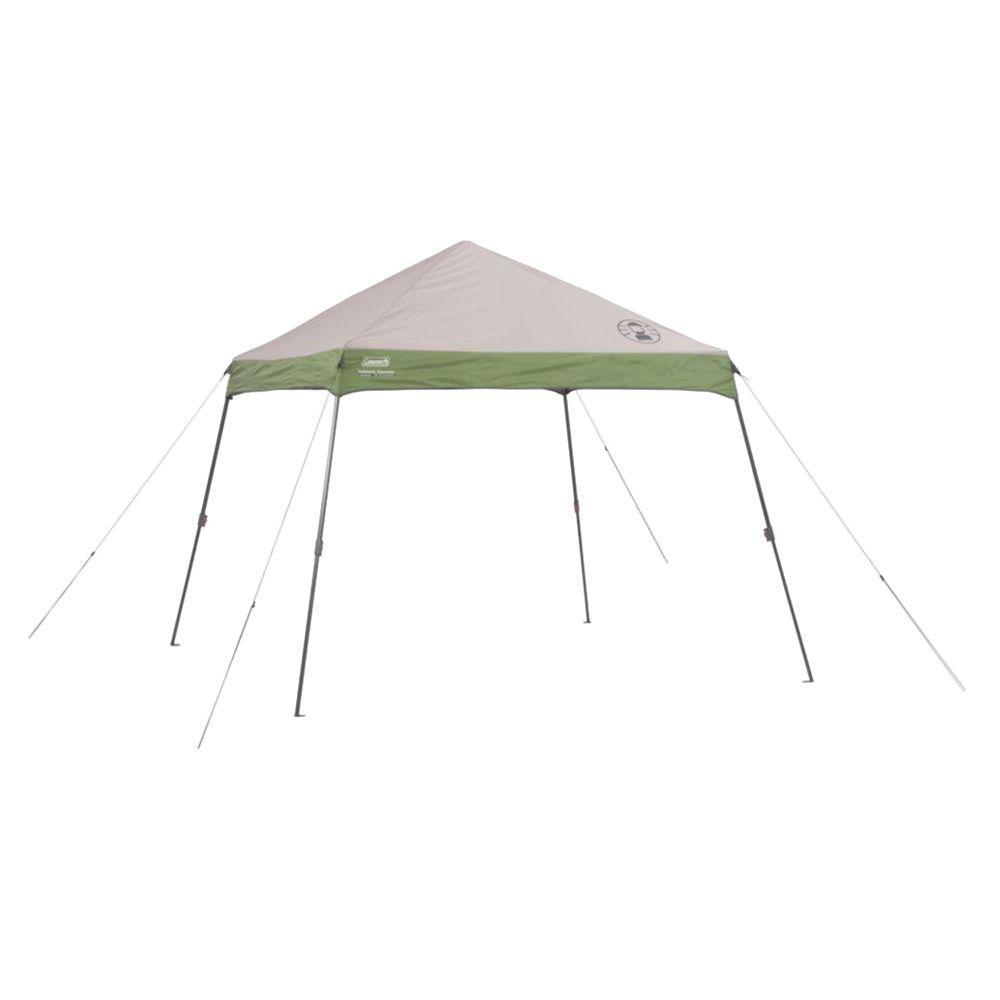 Coleman 10 ft. x 10 ft. Slant Shelter